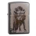 ЗАЖИГАЛКА ZIPPO 49073 Wolf Design